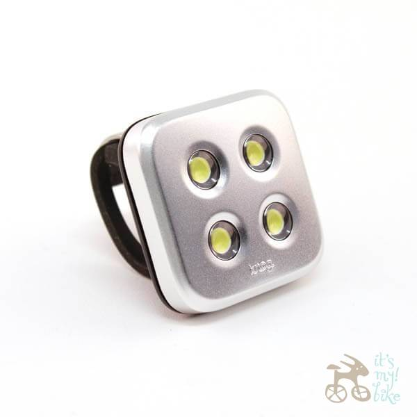Фонарь задний Knog Blinder 4 Standart Red LED - фото 7